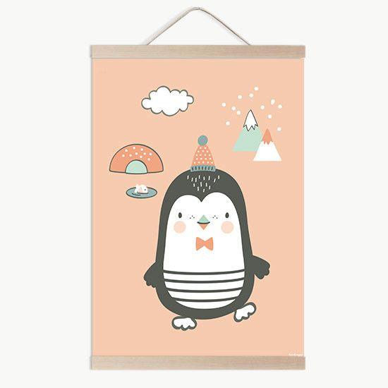 Lámina bebe Oso polar que quiere que te lo quedes para conocer a tu peque y decorar su cuarto a la venta en la tienda online de vinilos infantiles.