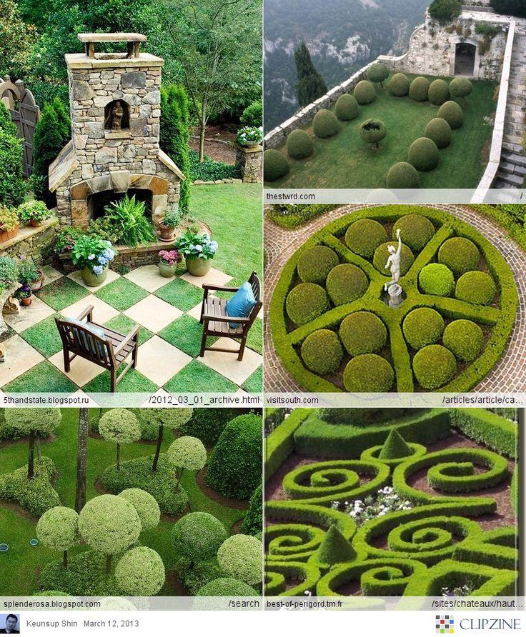 90 best parterre images on pinterest yard design for Garden parterre designs