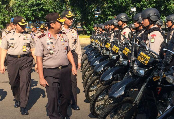 Polisi Diminta Waspada Aksi Teror Saat Kunjungan Obama di Jakarta