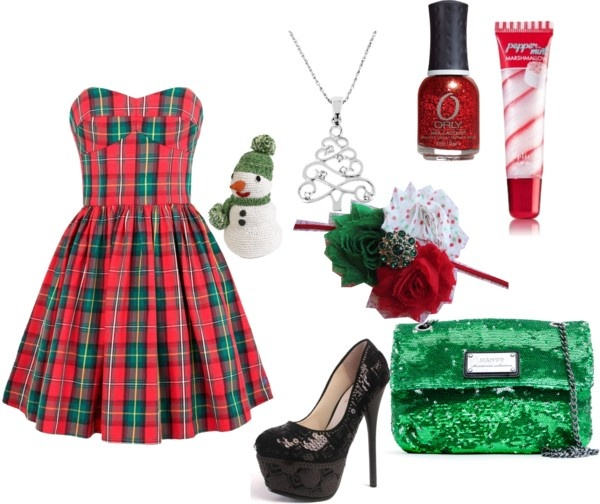 Cocktail dress lord and taylor ugly christmas
