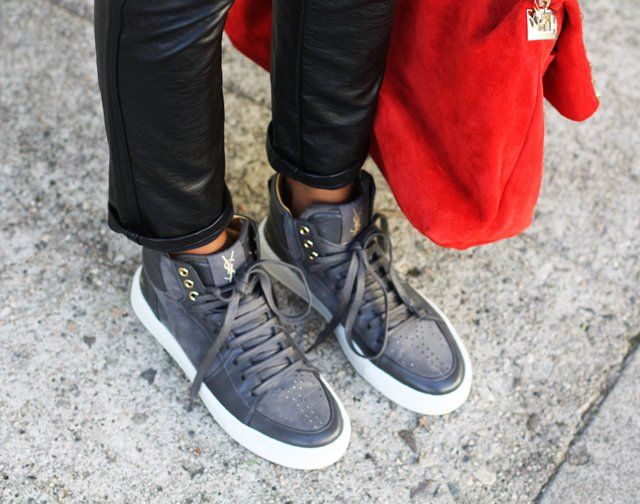 Sneakers Ysl