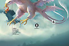 """Como é o Pássaro-Trovão, de """"Animais Fantásticos e Onde Habitam""""?"""