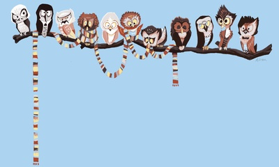 Doctor Who. Absolutely Adorable. This comes in t-shirt form.