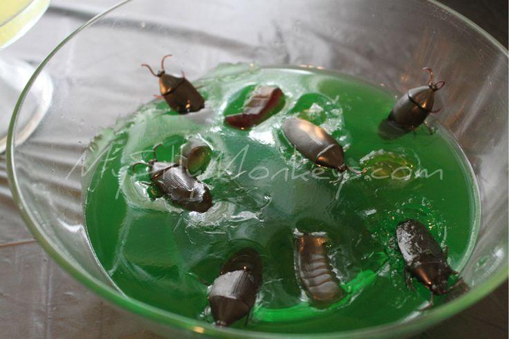 Cockroach Jello