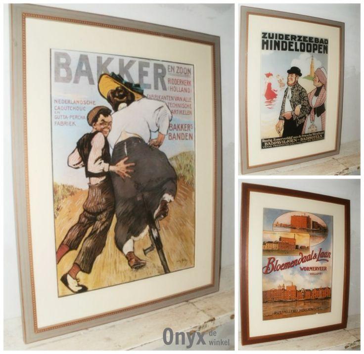 onyx de winkel  replica posters