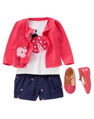 Gymboree Girl - Pretty Poppy 2/1/16
