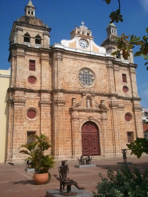 In Cartagena Colombia