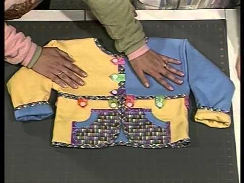 Jacket Tabulations Technique Video by Cheryl Weiderspahn of Homestead Specialties. http://youtu.be/lAV9DfwkMJc