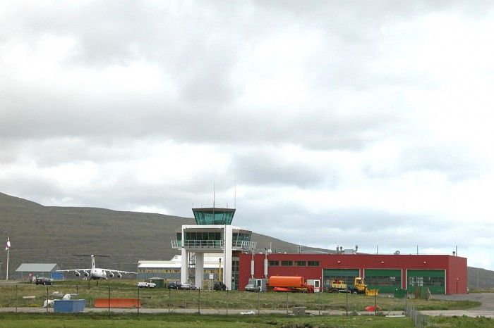 Faroe Islands: Vagar Airport records biggest ever passenger numbers