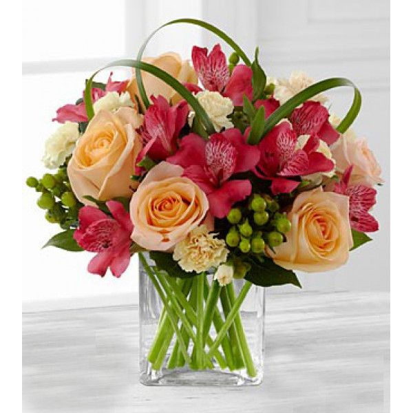 #Samedaydelivery:  Send flowers and more proudly presents the Better Homes and Gardens All Aglow Bouquet. Light up their life with incredible color and blooming beauty when you send this exquisite #flower bouquet.