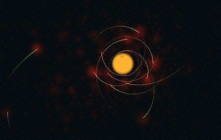 solar system orbit simulator - photo #44