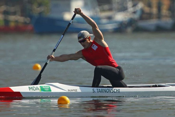 Olympic canoeist — yes, canoeist — stripped of Rio medal for doping violation:  August 19, 2016