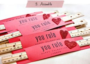 9 unique cards you can make in under 30 minutes #ValentinesDIY