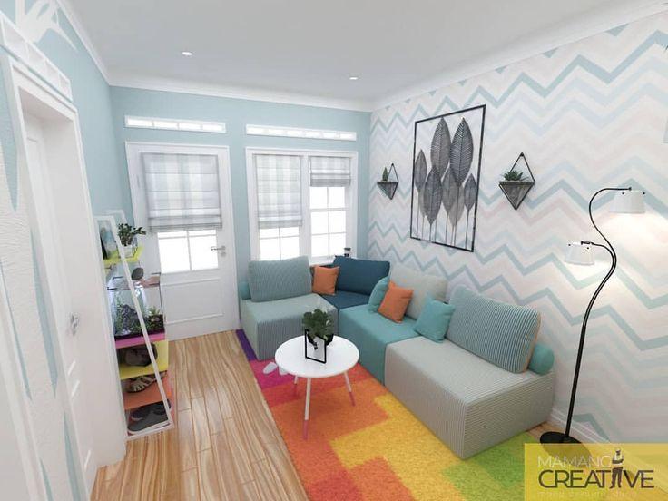 Design ideas untuk rumah tipe 36/60 (6x10) 😘 #mamangupdate ...