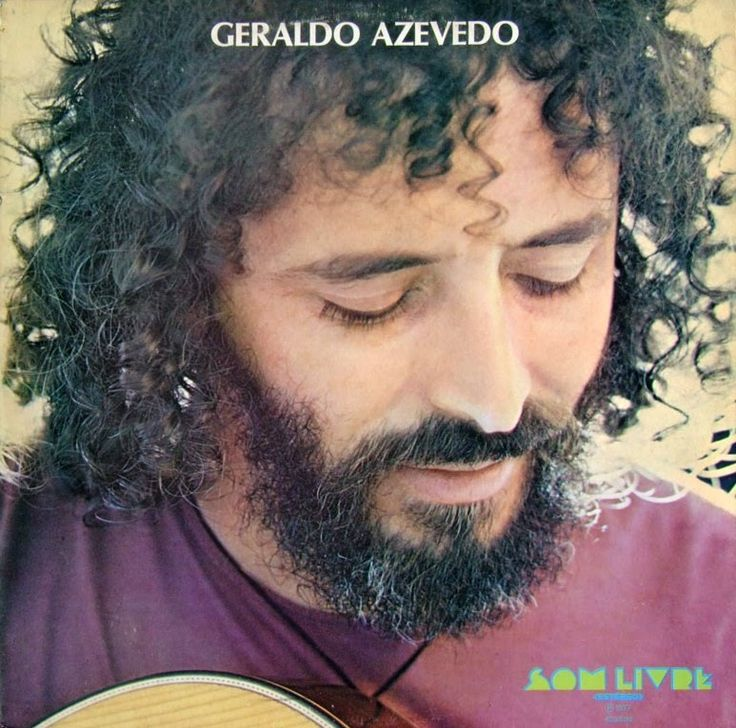 Geraldo Azevedo (1977) [Full Album / Completo]. Beautiful, raw, psychedelic northeast brazilian music.