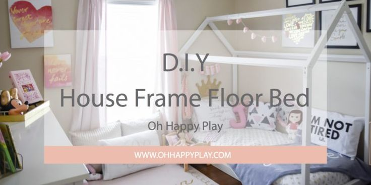If you have swooned over my girl's house frame floor beds (and I know hundreds of you have because I get e-mails daily!) then you are in for a real treat with this post! I have worked hand in hand with the lovely company that helped me create my dream bed for the girls to …