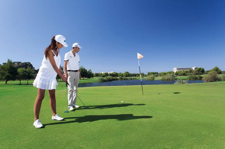 Live your own golf experience at the largest #golf course in Northern #Greece! #PortoCarras #PortoCarrasGrandResort #sports #tourism #hotel