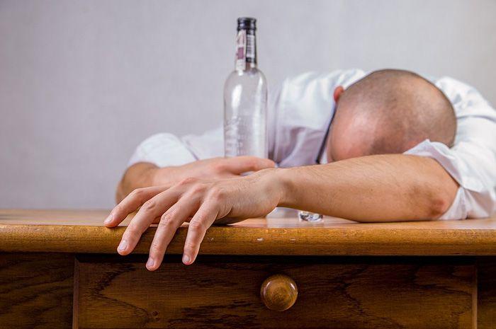 Злоупотреба с алкохол - упойка за болката