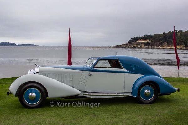 1934 Hispano Suiza J12 Coupe de Ville