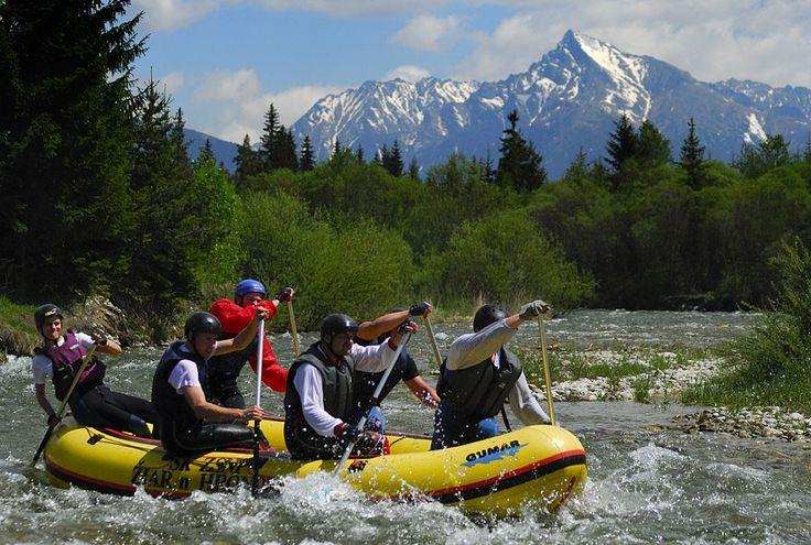 Activiteiten in de zomer || Luxe vakantievilla's en vakantiehuizen te huur in Slowakije aan het Beše?ovámeer