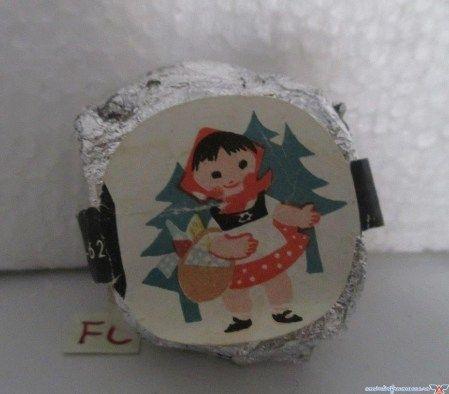Ciocolata Scufita Rosie