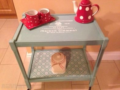 Shabby Chic Tea Trolley http://www.adverts.ie/7044620