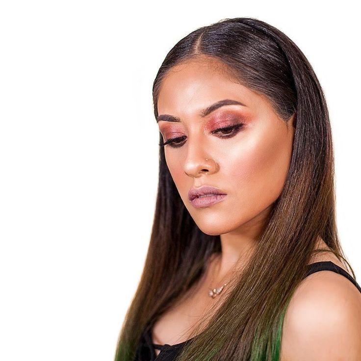 Beauty look by MUA Salma Alrefai on the gorgeous Farah Mendoza  Video coming up today!  لوك الميك اب آرتست سلمى الرفاعي على الجميله فرح مندوزا  ترقبوا الفيديو قريبا  #beauty#makeup#makeuptrends#makeupartist #makeuplover#makeupjunkie#makeupart#beautyblogger#beautiful#cosmetic#art#kuwait#pretty#makeupkuwait#gorgeous#love#equality#beautiful#creative#love#photography#instagramq8#kuwaitinstagram#sketch#drawing#artist#artistic #quote#inspiration…