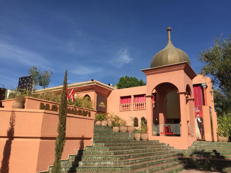 Mariinski Night Club, Palmeraie Palace, Marrakech, Morocco
