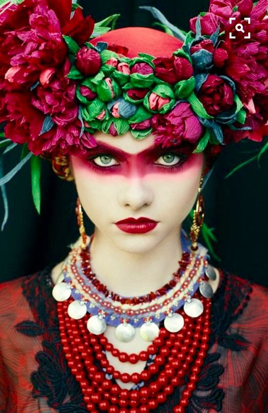 49 best Color Series Photoshoot images on Pinterest Make up