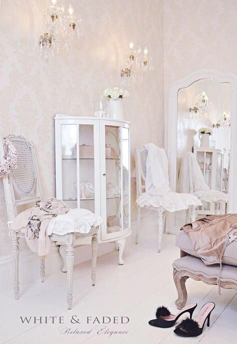 Simply Shabby Chic Furniture | French Chic Bedroom Furniture | How ...