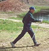 Walking Poles - Burn More Calories Feel Less Exertion