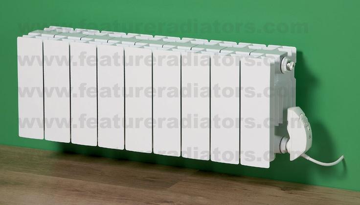 Electric Lie Low aluminium radiator