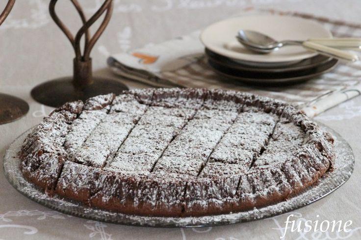 La Torta cioccolatina preparata con la ricetta della nonna diventa un dolce teneramente irresistibile che riempe il cuore di un comfort indescrivibile!