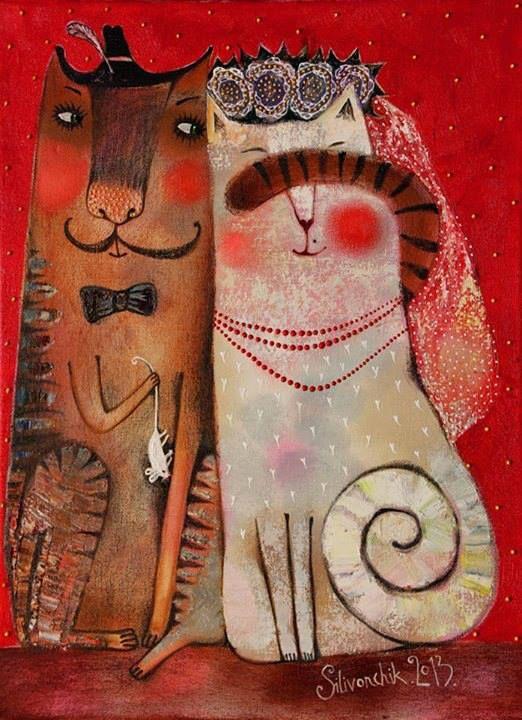 """The Wedding Gift"" (2013)  by Anna Silivonchik http://silivonchik.ru/"
