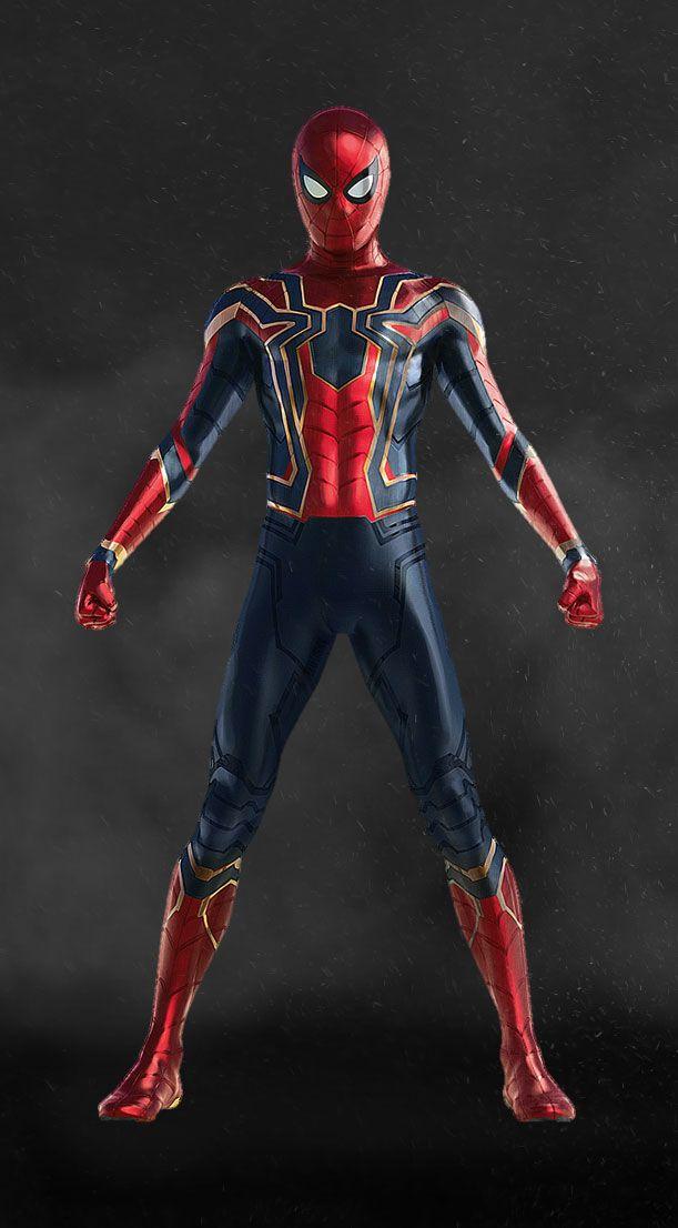 Spider man infinity war phone wallpaper spider man - Spider man infinity war wallpaper ...