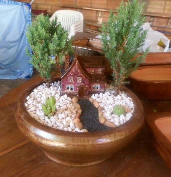Hermoso Mini Jardin Mini Jardines Mi Creacion