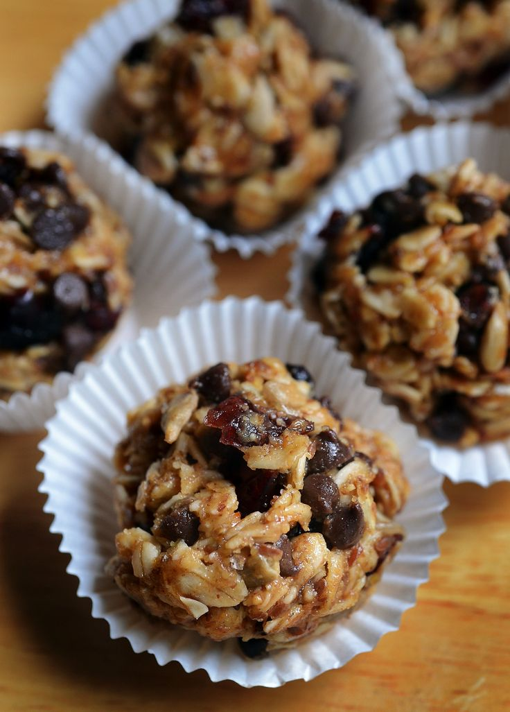Toni L. Sandys The Washington Post For a recipe that is full of healthful calories, try these energy balls. My children's friends often walk into our house and immediately ask whether I have any i...