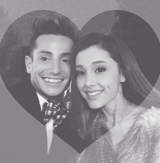 Frankie Grande gives Ariana Grande advice about Drake Bell!