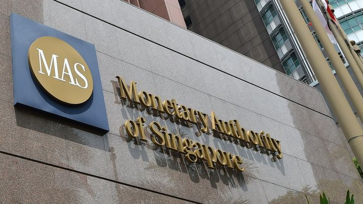 The monetary authority of singapore orders the closure of a merchant