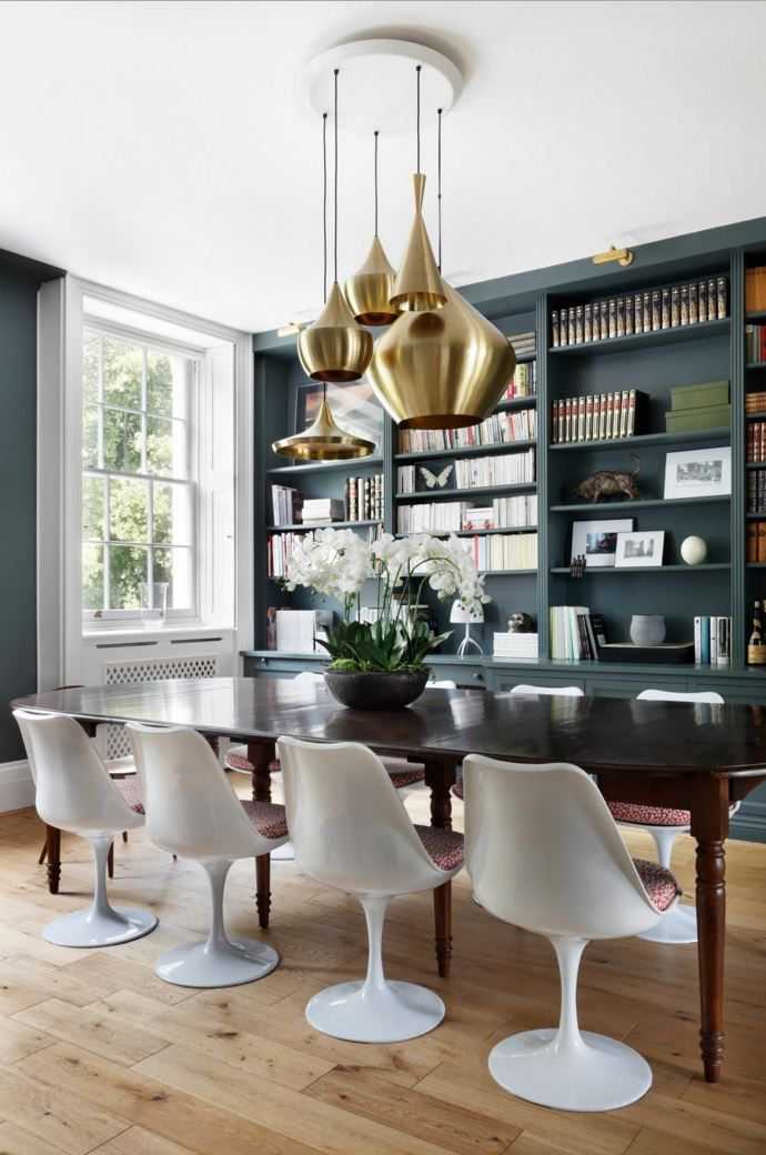 25+ best ideas about Modern dining room sets on Pinterest   Bright ...