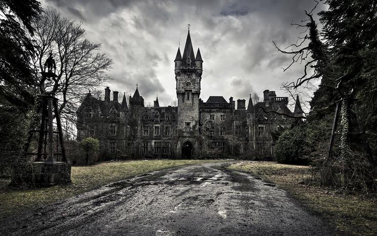 Abandoned Creepy Mansion - Ohio, USA