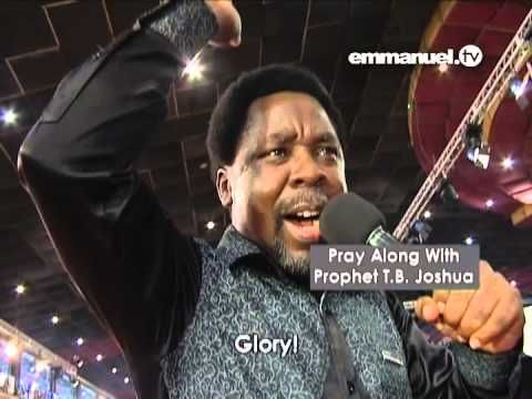 HE IS RELIABLE! - Pray with T.B. Joshua