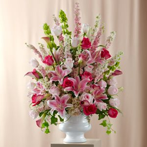 The FTD® Solemnity™ Arrangement http://www.oliverflowershop.com/product/the-ftd-solemnity-arrangement/display