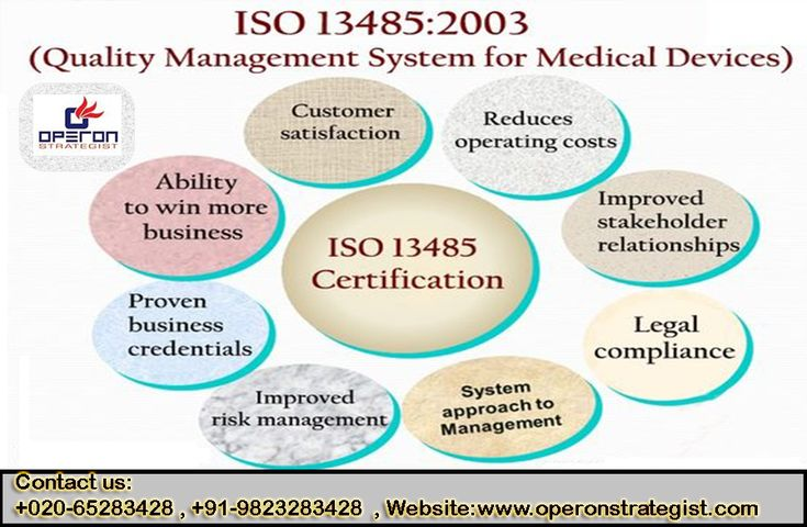 #Operon #Strategist Is The Leading ISO 13485 Medical Device Quality Management System Consultant: *The #ISO 13485:2003 is an international standard for #Quality #Management #Systems specifically designed for the #manufacture of #medical #devices.