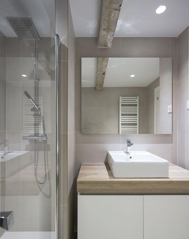M s de 25 ideas incre bles sobre plato de ducha en for Toallero para ducha