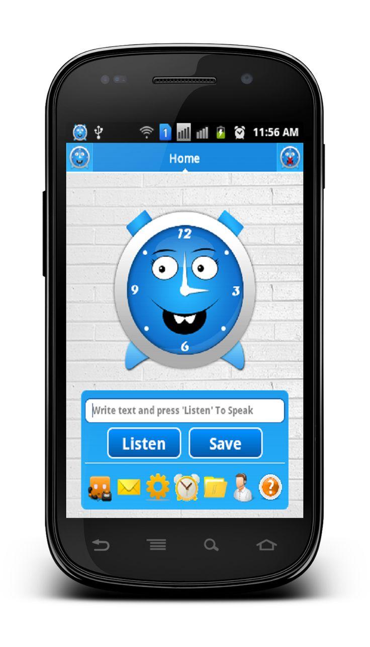 SpeakingDroid Android APP