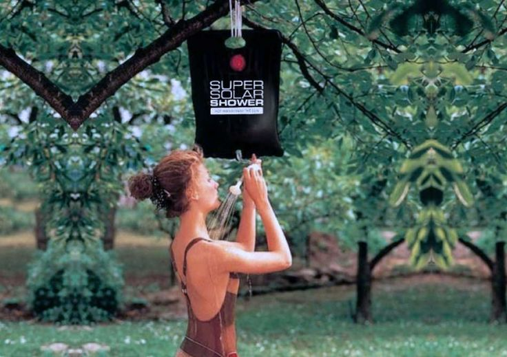 Pocket Shower – o baie frumoasa oriunde ai fi | Smuff — Magazinul de traznai