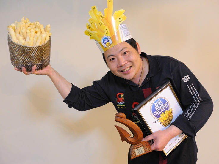 Oppies Fish & Chips Rotorua awarded Best Chip Shop in NZ 2011!! - www.oppies.co.nz