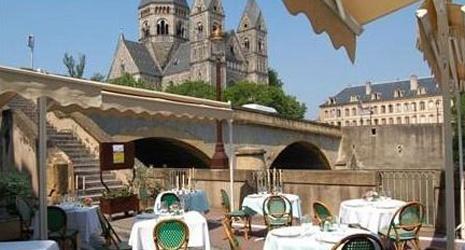 Restaurant des Roches - Metz (Moselle)