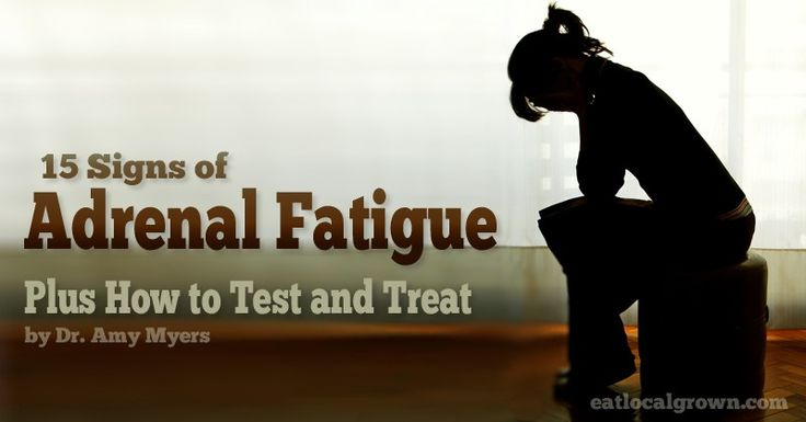 Your health is on a continuum. On one end you have optimal health, and on the other, you have chronic illness. Your adrenal health works in the same way. Adrenal fatigue is a mild form of adrenal insufficiency that occurs when your adrenal glands are overstressed.